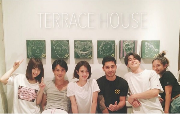 Terrace house boys girls in the city season 02 for Terrace netflix
